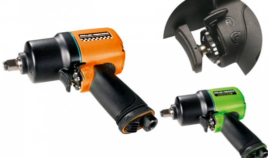 Sykes-Pickavant launches two new high visibility impact wrenches