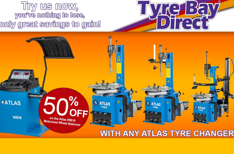 Tyre Bay Direct launches half price promotion for workshops
