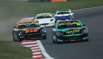 Textar races ahead in Renault Clio Cup and Junior Ginetta Cup