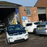Your garage: Village workshop invests thousands to become electric car specialist