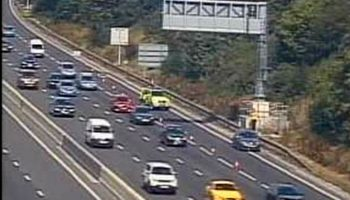"Driver abandons broken-down car on M1 because ""they had somewhere to be"""