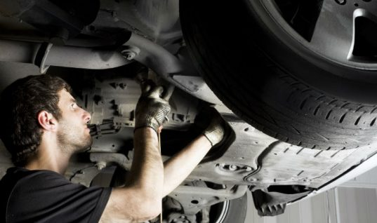 Autotech Recruit MD reveals how he came to supply temp workshop cover
