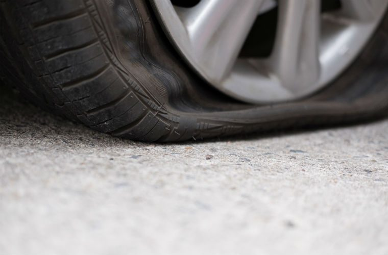 Residents target school-run drivers with nails, parents allege