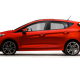 New Ford Fiesta equipped with Ferodo stopping power