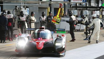 DENSO-sponsored Toyota Gazoo Racing aims for second consecutive Silverstone win