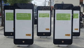 Campaign reveals chilling final messages sent by drivers killed using phone while driving