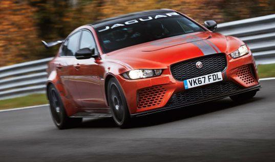 Jaguar Land Rover chooses NTN-SNR for Jag XE SV Project 8 ceramic wheel bearings