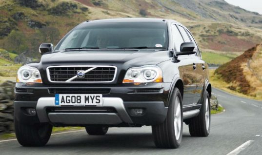 Volvo XC90 D5 AWD auto box complaint solved with BG Products