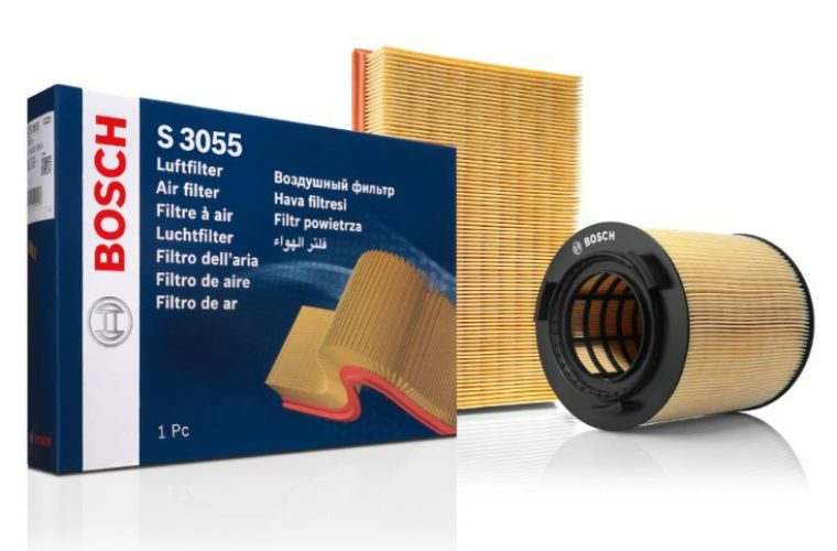 Bosch calls on workshops to sell the benefits of regular air filter replacement