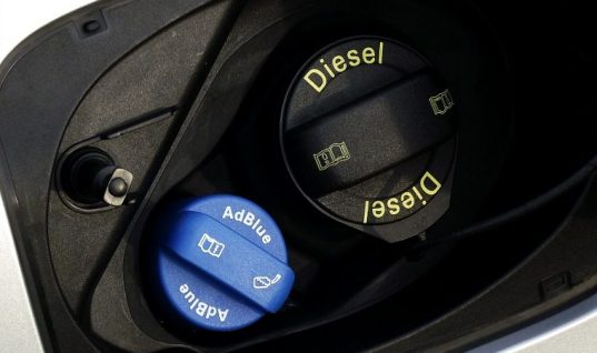 AA reports 23,000 AdBlue breakdowns in the past year