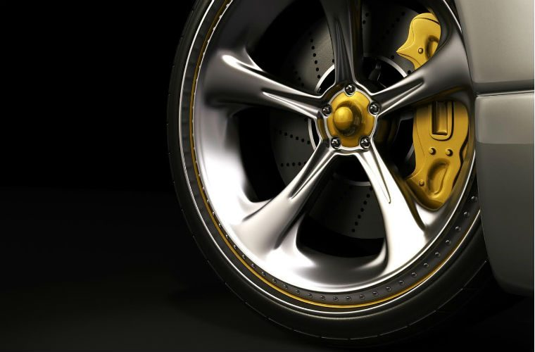 How refurbished alloy wheels can cause brake judder