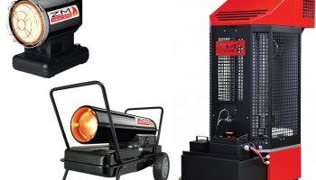 Space heaters back in stock at The Parts Alliance