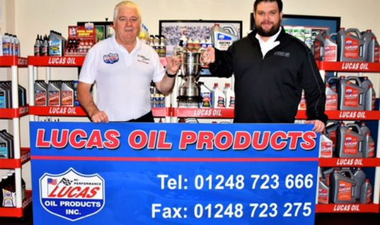 Lucas Oil named as Anglesey Football League official sponsor