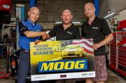 Mechanics win trip of a lifetime to NASCAR race