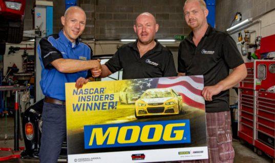 Mechanics win trip of a lifetime to NASCAR race
