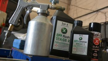 Watch: GWTV takes to the road with Sol-X Solutions and tests out its DPF cleaner