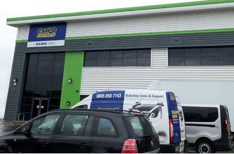 Euro Car Parts Adds New Regional Hub And Two More Branches To Its Uk