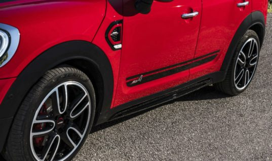 BMW MINI active vehicle safety systems explained