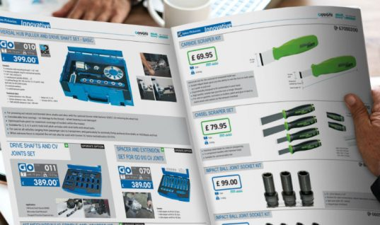 Sykes-Pickavant releases new promotional brochure