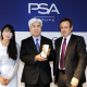 KYB recognised with PSA supplier excellence award