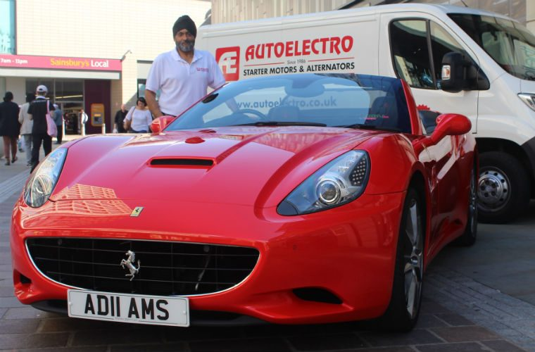 Autoelectro boss to chair Bradford Classic judging panel