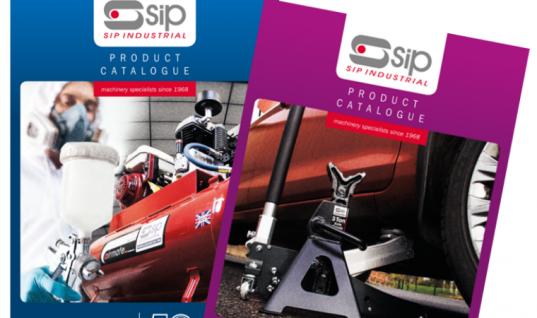 SIP Industrial Products publishes product sector catalogues