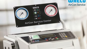 £450 trade-in deal on WAECO ASC low emission air con service station