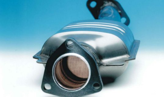 Catalytic converter theft is back on the rise, police warn