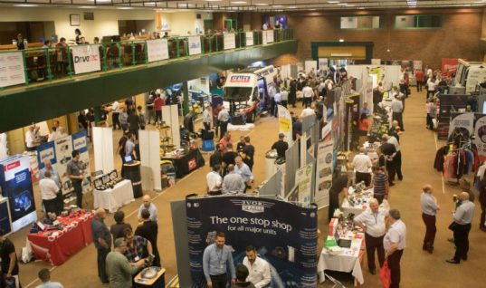 The Parts Alliance announces winter trade show for Exeter