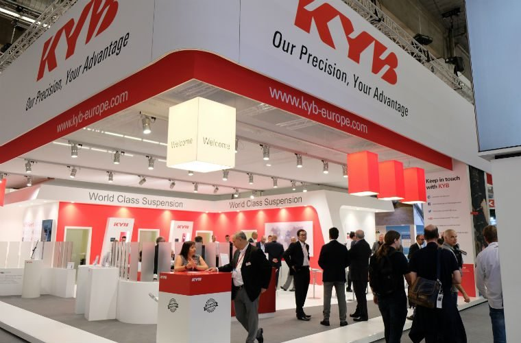 KYB focus on the future at Automechanika Frankfurt