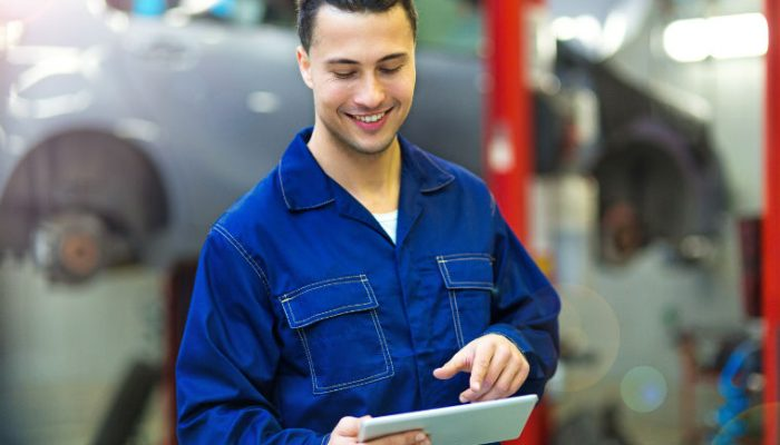Offer DVSA-recommended vehicle health checks with Digital-Servicebook