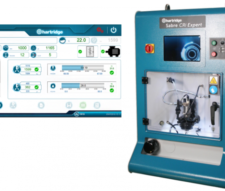 Delphi Technologies launches Hartridge common rail injector test solution
