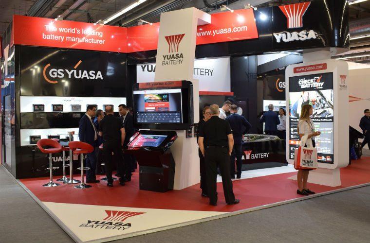 GS Yuasa reports on Automechanika Frankfurt success