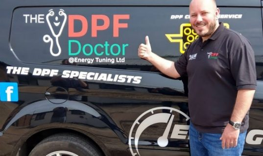 The DPF Doctor to partner with JLM Lubricants at Automechanika