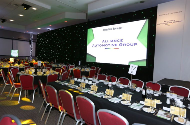 Alliance Automotive UK to sponsor 2018 IAAF annual awards and dinner