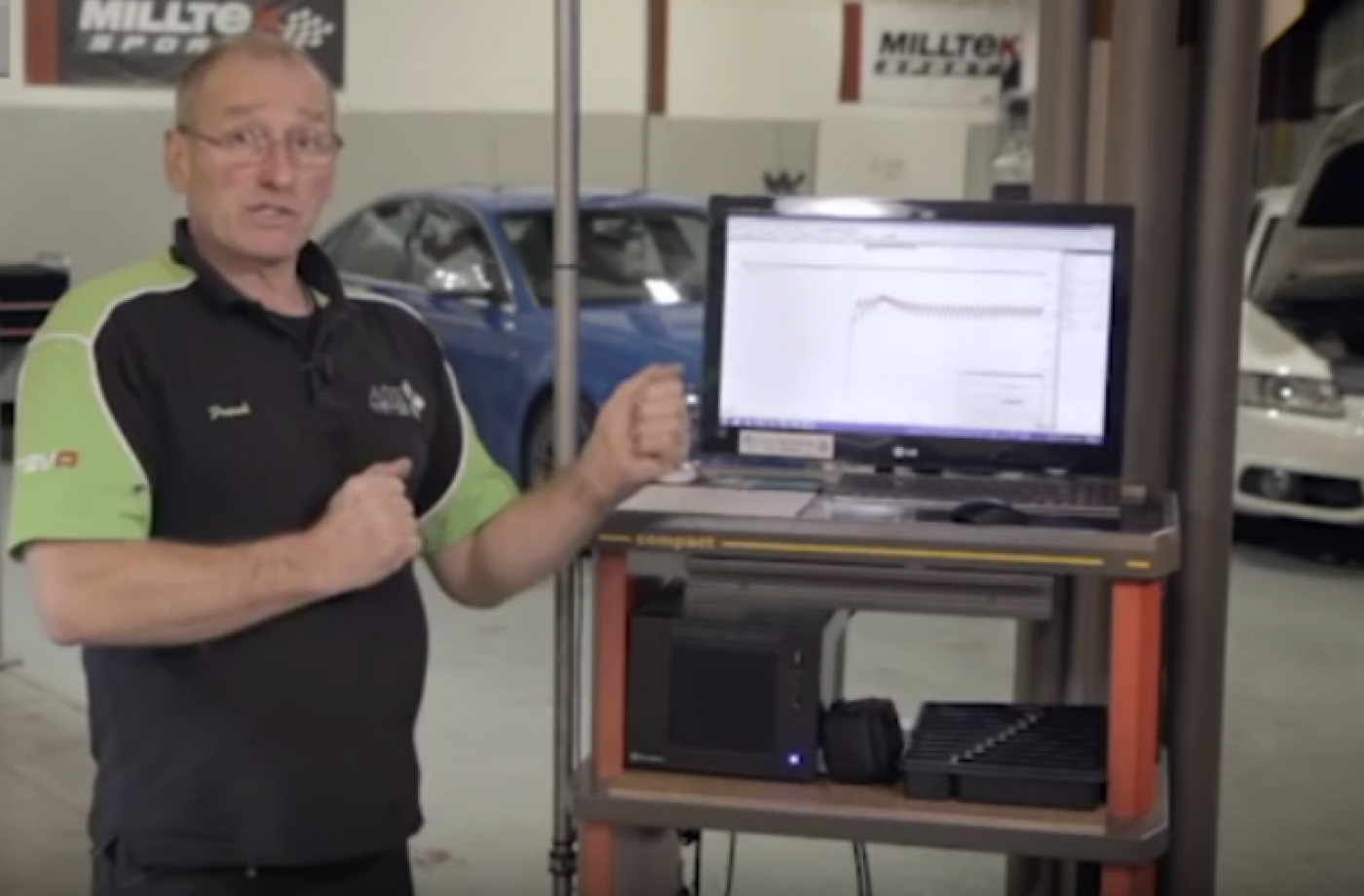 Watch: Frank Massey shows how to test voltage drop against load with PicoScope