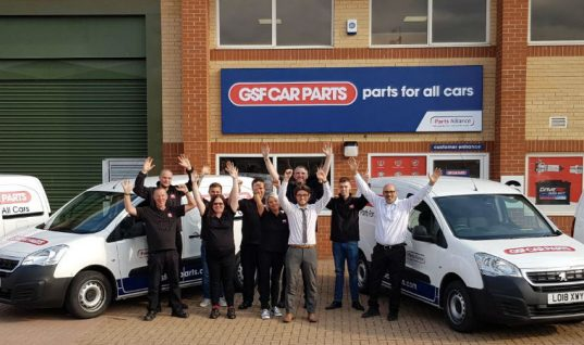 The Parts Alliance continues to grow UK branch network