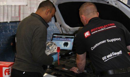 Autoelectro delivers more new-to-range alternators
