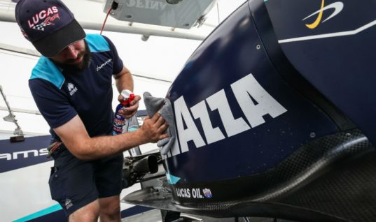 Two podium places for Lucas Oil in Monza