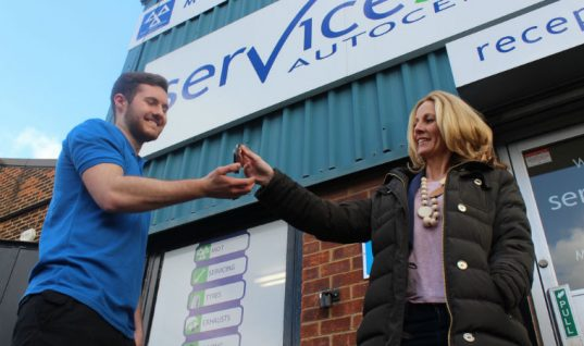 "Servicesure autocentres set for ""personal service"" as new insurer appointed"