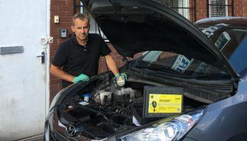 Reader review: Textar brake fluid tester