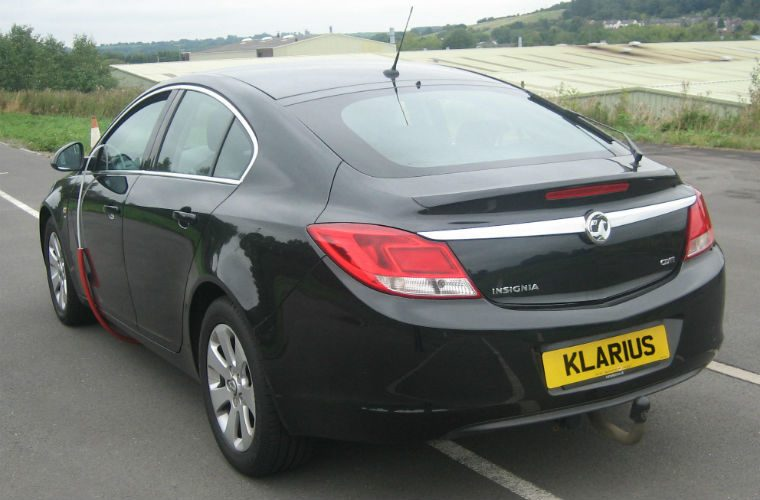 Klarius announce replacement exhaust systems for Vauxhall Insignia