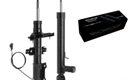 Tenneco expands and renames aftermarket range of Monroe electronic shocks