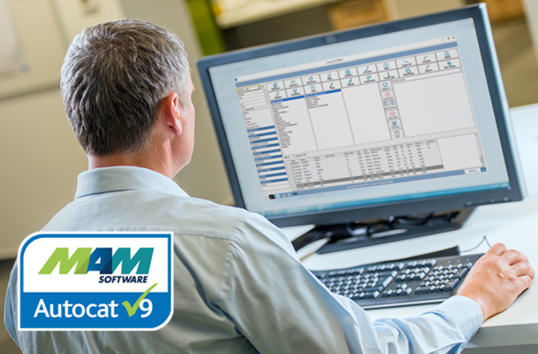 MAM Software catalogue update to add new features and functionality