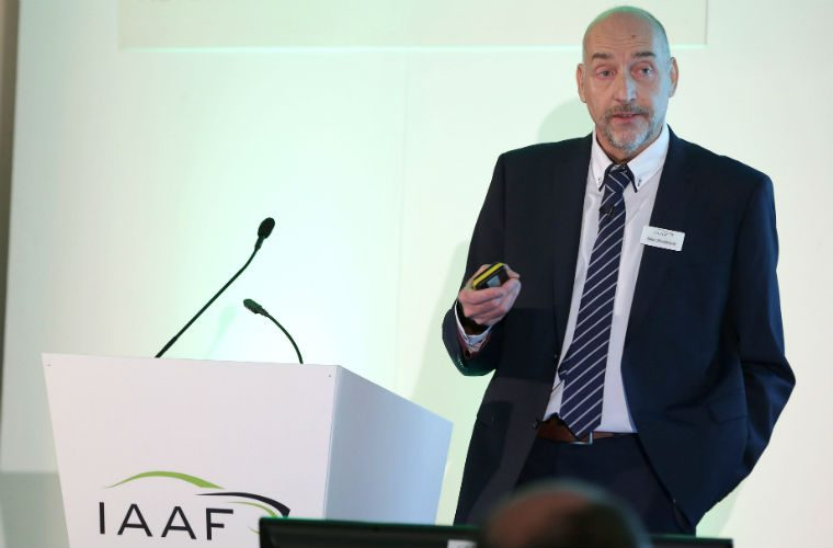 IAAF names Mike Smallbone as head of membership development