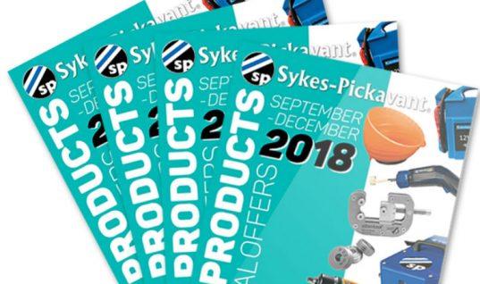 Sykes-Pickavant releases new promo brochure