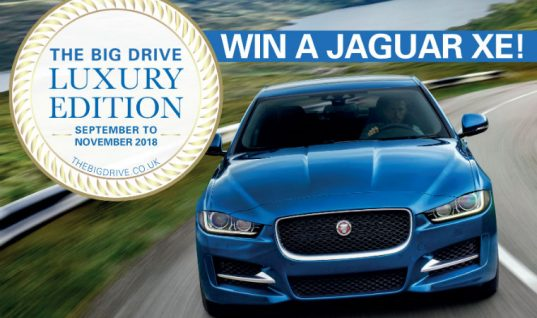 Jaguar XE up for grabs for garages in latest promo from The Parts Alliance