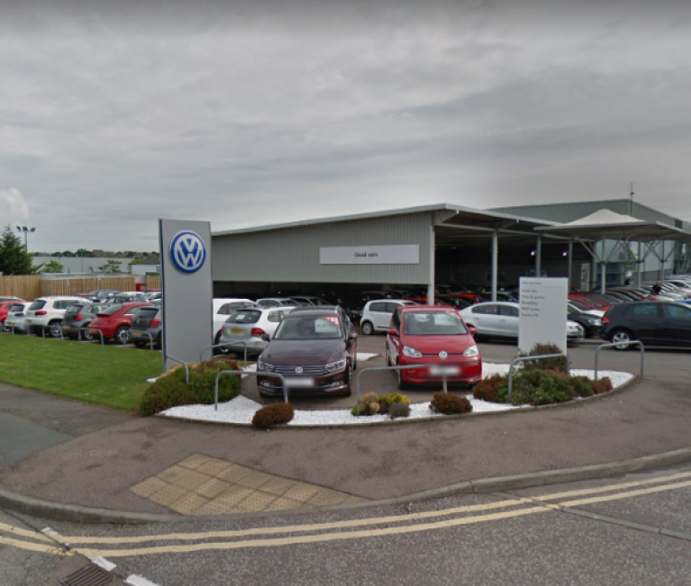 "Technician ""seriously injured"" by roller door at Volkswagen dealership"