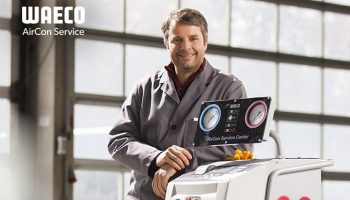Save hundreds of pounds every year with WAECO's air con service units
