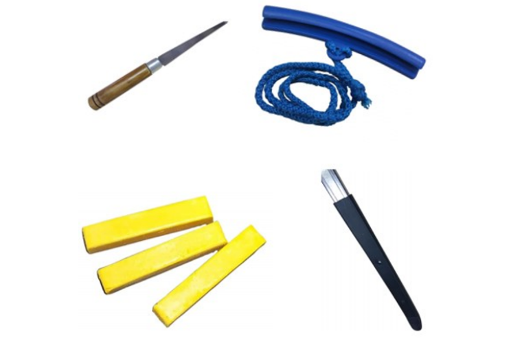Wheel care consumables at Butts of Bawtry